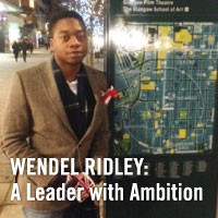 Wendel Ridley: A Leader with Ambition